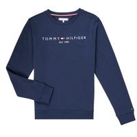 Kleidung Jungen Sweatshirts Tommy Hilfiger TERRIS Marine