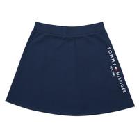 Kleidung Mädchen Röcke Tommy Hilfiger AMELIA Marine