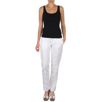 Kleidung Damen 5-Pocket-Hosen O'neill DANI Weiss