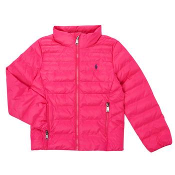 Kleidung Mädchen Daunenjacken Polo Ralph Lauren DERNIN Rose