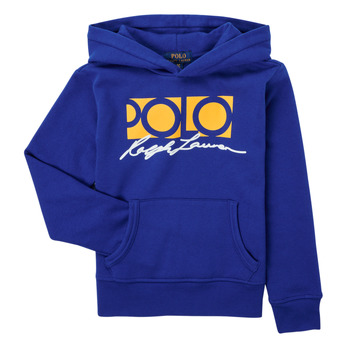 Kleidung Jungen Sweatshirts Polo Ralph Lauren SILENA Marine