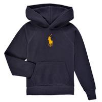 Kleidung Jungen Sweatshirts Polo Ralph Lauren YLLAN Marine