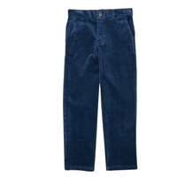 Kleidung Jungen 5-Pocket-Hosen Polo Ralph Lauren TRALINA Marine