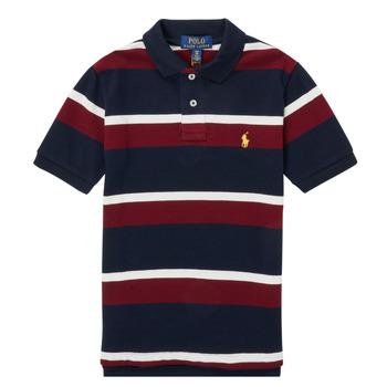 Kleidung Jungen Polohemden Polo Ralph Lauren POLLONO Multicolor