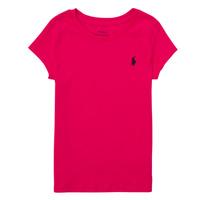 Kleidung Jungen T-Shirts Polo Ralph Lauren ASKIRA Rose