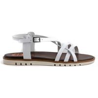 Schuhe Damen Sandalen / Sandaletten Porronet 2751 Weiss