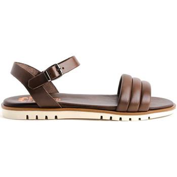 Schuhe Damen Sandalen / Sandaletten Porronet 2754 Braun