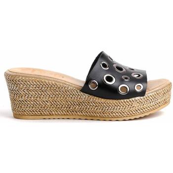 Schuhe Damen Sandalen / Sandaletten Porronet 2737 Schwarz