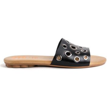 Schuhe Damen Sandalen / Sandaletten Porronet 2706 Schwarz