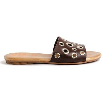 Schuhe Damen Sandalen / Sandaletten Porronet 2706 Braun