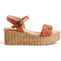 Schuhe Damen Sandalen / Sandaletten Porronet 2730 Braun