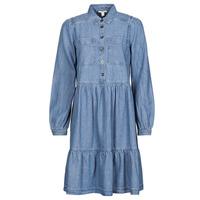 Kleidung Damen Kurze Kleider Esprit COO DRESS Blau