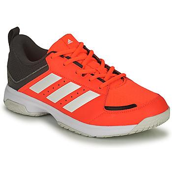 Schuhe Indoorschuhe adidas Performance Ligra 7 M Rot