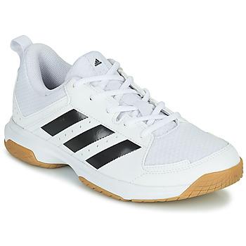 Schuhe Damen Indoorschuhe adidas Performance Ligra 7 W Weiss