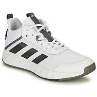 Schuhe Herren Basketballschuhe adidas Performance OWNTHEGAME 2.0 Weiss / Schwarz