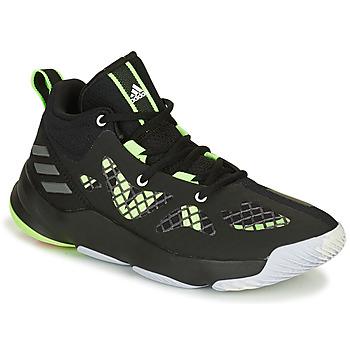 Schuhe Basketballschuhe adidas Performance PRO N3XT 2021 Schwarz