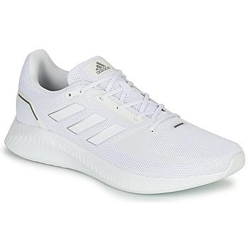 Schuhe Herren Laufschuhe adidas Performance RUNFALCON 2.0 Weiss
