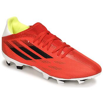 Schuhe Fußballschuhe adidas Performance X SPEEDFLOW.3 FG Rot
