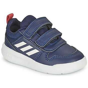 Schuhe Kinder Sneaker Low adidas Performance TENSAUR I Marine / Weiss