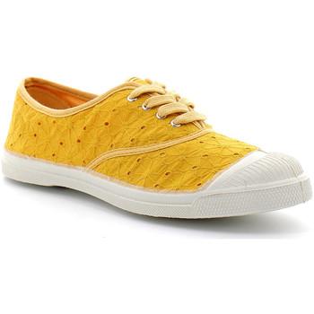 Schuhe Damen Tennisschuhe Bensimon  Jaune