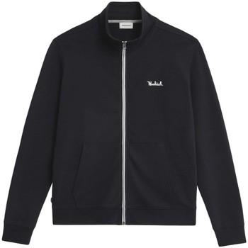 Kleidung Herren Sweatshirts Woolrich  Blau