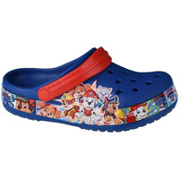 Schuhe Kinder Pantoletten / Clogs Crocs Fun Lab Paw Patrol Blau