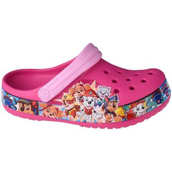 Schuhe Kinder Pantoletten / Clogs Crocs Fun Lab Paw Patrol Rose
