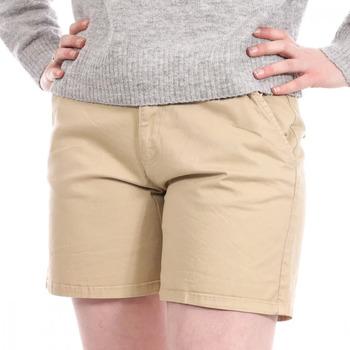 Kleidung Damen Shorts / Bermudas Lee Cooper LEE-008101 Beige