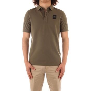Kleidung Herren Polohemden Blauer 21SBLUT02329 GRÜN