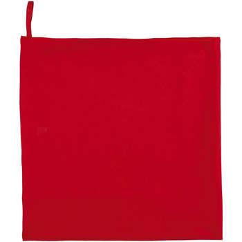 Home Handtuch und Waschlappen Sols ATOLL 70 ROJO Rojo