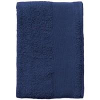 Home Handtuch und Waschlappen Sols BAYSIDE 100 French Marino Azul