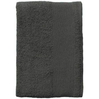 Home Handtuch und Waschlappen Sols BAYSIDE 100 Gris Oscuro Gris
