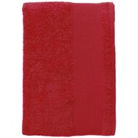 Home Handtuch und Waschlappen Sols BAYSIDE 100 Rojo Rojo