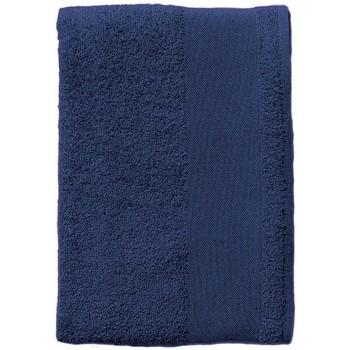 Home Handtuch und Waschlappen Sols BAYSIDE 70 French Marino Azul