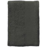 Home Handtuch und Waschlappen Sols BAYSIDE 70 Gris Oscuro Gris