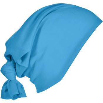 Kleidung Mütze Sols BOLT Aqua Azul