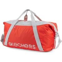 Taschen Reisetasche Skechers NET Unisex Tasche Rote Mandarine