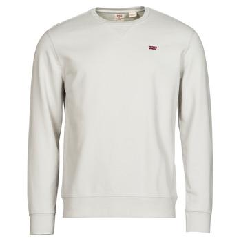 Kleidung Herren Sweatshirts Levi's NEW ORIGINAL CREW Grau