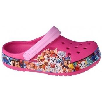 Schuhe Pantoletten / Clogs Crocs Fun Lab Paw Patrol Rosa