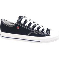 Schuhe Damen Sneaker Low Lee Cooper Lcw 21 31 0097L Schwarz