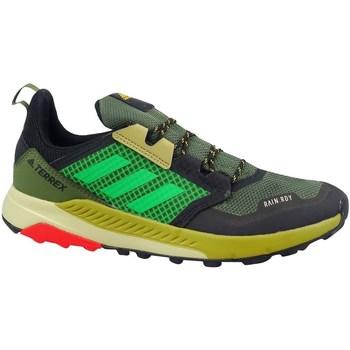 Schuhe Kinder Laufschuhe adidas Originals Terrex Trailmaker Grün
