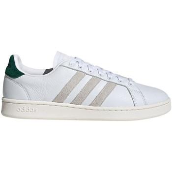 Schuhe Herren Tennisschuhe adidas Originals  Weiss