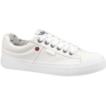 Schuhe Damen Sneaker Low Lee Cooper Lcw 21 31 0001L Weiß
