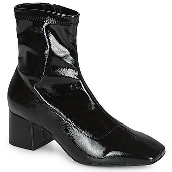 Schuhe Damen Low Boots Les Tropéziennes par M Belarbi DANIELA Schwarz