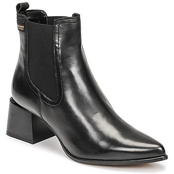 Schuhe Damen Low Boots Les Tropéziennes par M Belarbi SOAZIC Schwarz