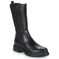 Schuhe Damen Boots Les Tropéziennes par M Belarbi SADDIE Schwarz