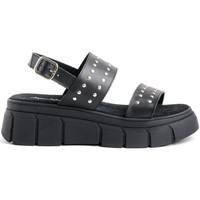 Schuhe Damen Sandalen / Sandaletten Zap-In 2 TIRAS REMACHES Schwarz