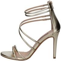 Schuhe Damen Sandalen / Sandaletten Albano 8106 PLATIN