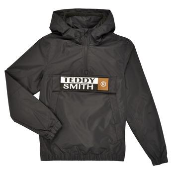 Kleidung Jungen Jacken Teddy Smith B-EWEN Marine