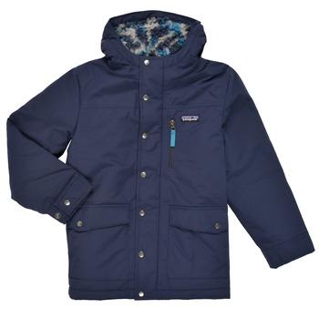 Kleidung Jungen Daunenjacken Patagonia INFURNO JACKET Marine